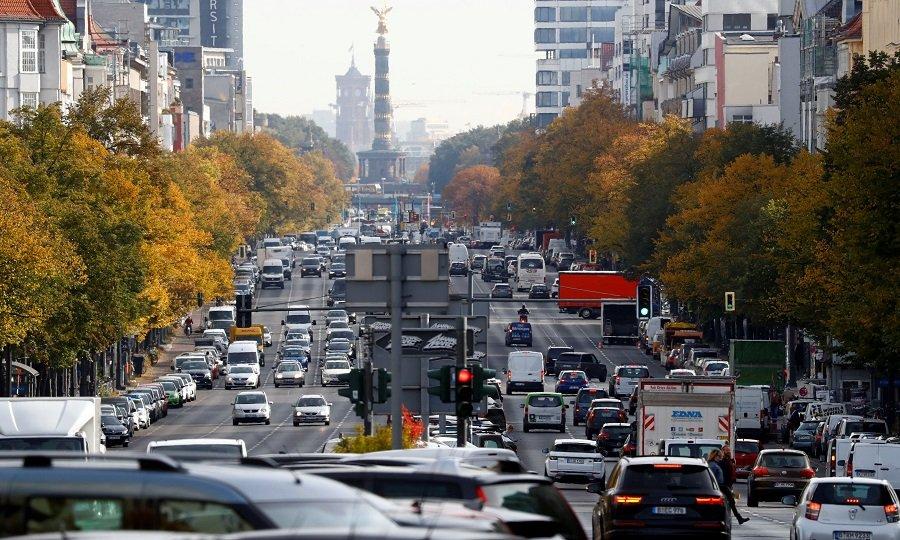 V Berlinu je že uzakonjena prepoved dizelskih vozil