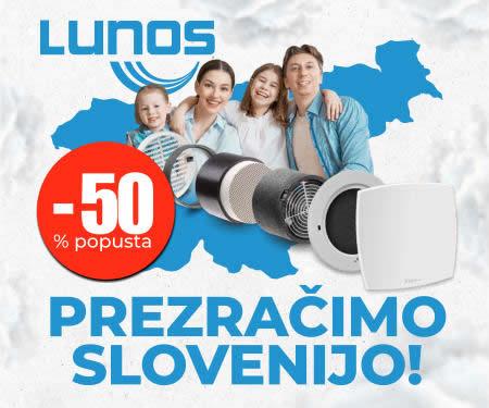 -50 % Prezračimo Slovenijo | Lunos