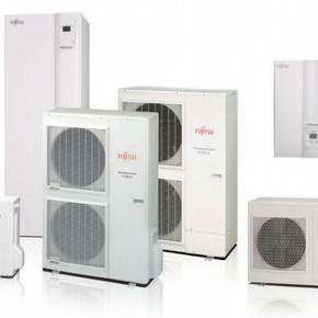 Toplotne črpalke Fujitsu
